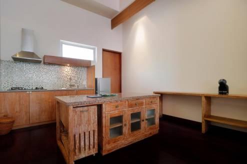 seiryu villas royal pool villa accommodation kitchen area