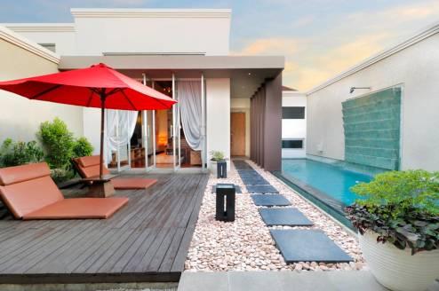 seiryu villas royal pool villa accommodation