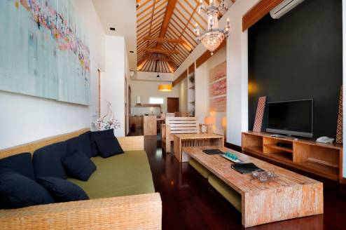 seiryu villas royal pool villa accommodation living area